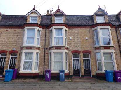 4 Bedrooms Terraced House for sale in Ash Grove, Wavertree, Liverpool, Merseyside, L15