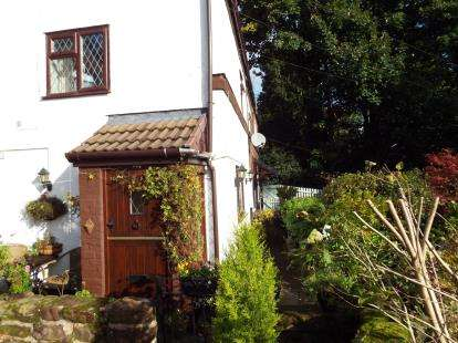 1 Bedroom End Of Terrace House for sale in Gorse Cottages, Castle Road, Halton, Cheshire, WA7