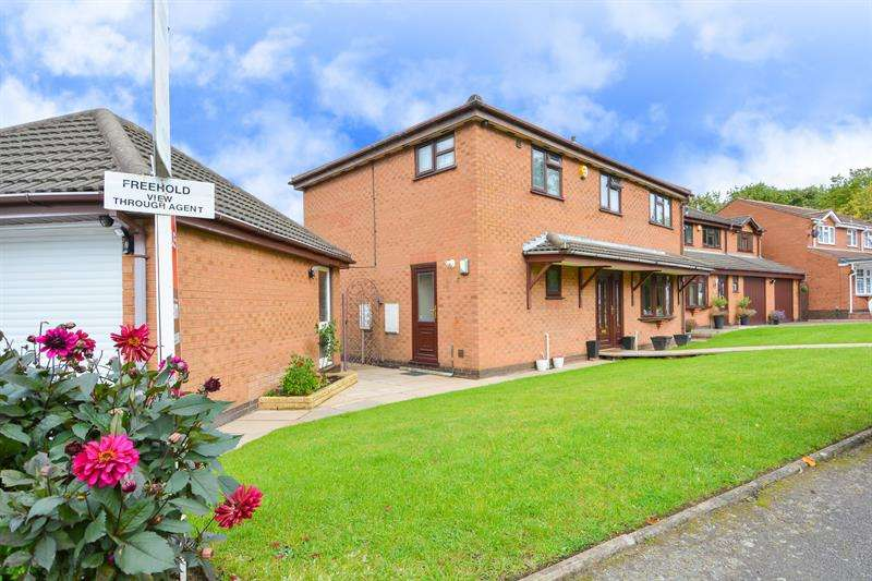 4 Bedrooms Detached House for sale in Statham Drive, Edgbaston