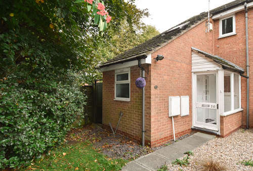 2 Bedrooms End Of Terrace House for sale in Hill Lane, Bromsgrove