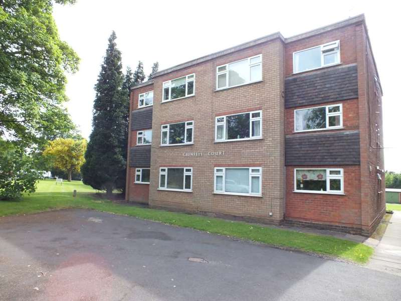 2 Bedrooms Flat for sale in Grenfell Court, Wylde Green