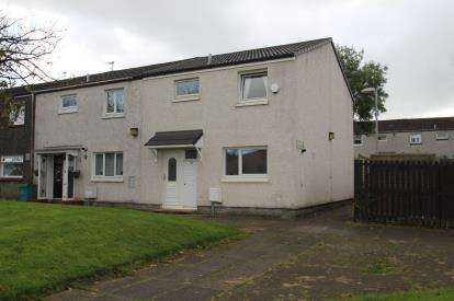 3 Bedrooms End Of Terrace House for sale in Birch Road, Abronhill