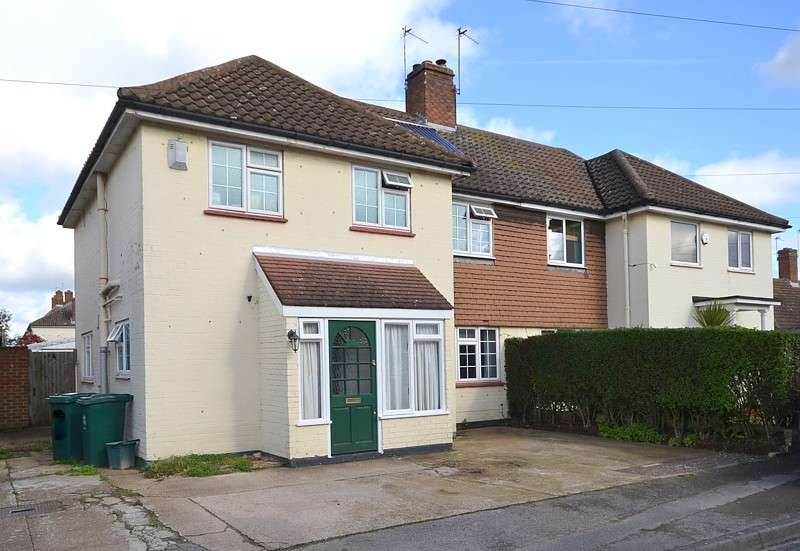 4 Bedrooms Semi Detached House for sale in Upper Halliford