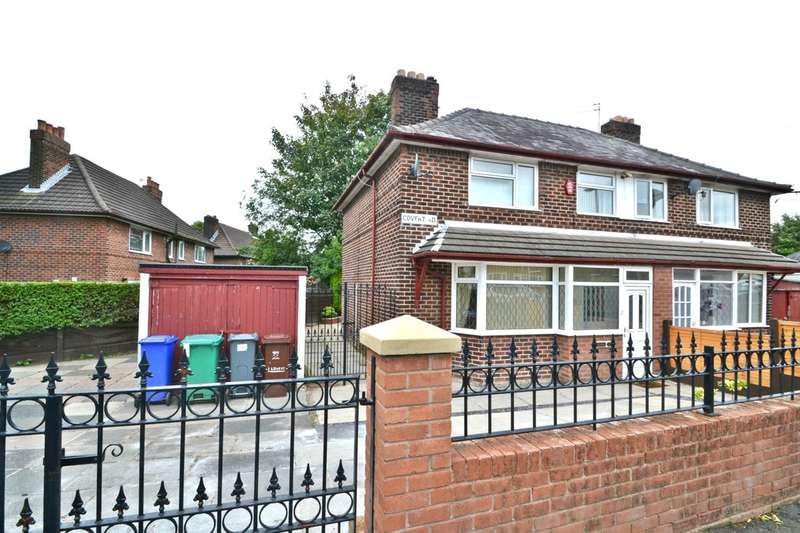 3 Bedrooms Semi Detached House for sale in Covert Road, Wythenshawe