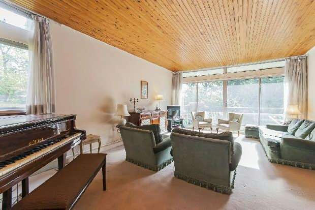 3 Bedrooms Flat for sale in Oak Hill Park, Hampstead Village, NW3