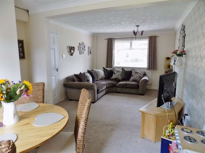3 Bedrooms End Of Terrace House for sale in Thistle Rise, Coulby Newham, Middlesbrough, TS8 0RG