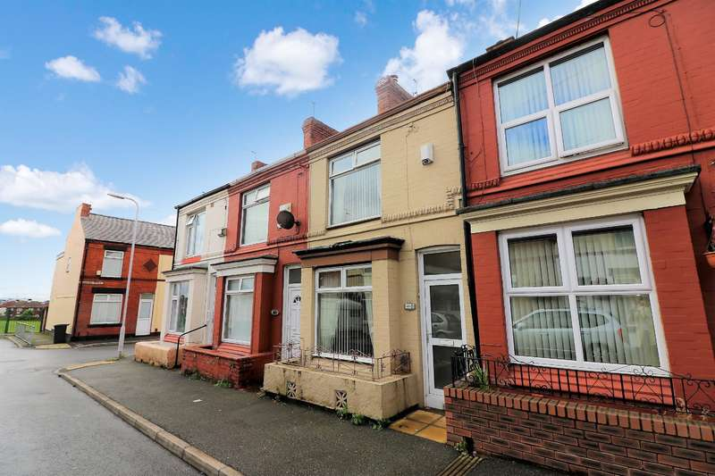 2 Bedrooms House for sale in The Grove, Wallasey, CH44 4BQ