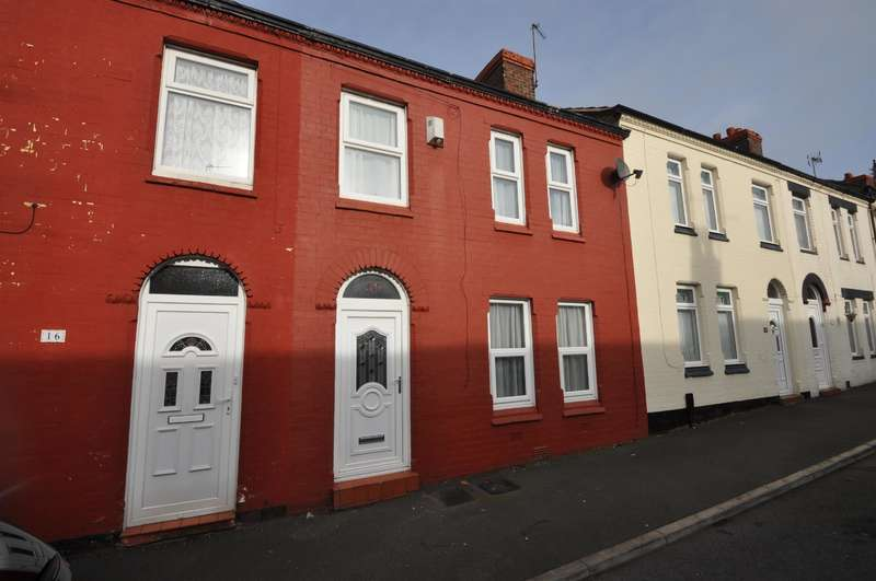 3 Bedrooms Terraced House for sale in Lancaster Avenue, Wallasey, CH45 7LP