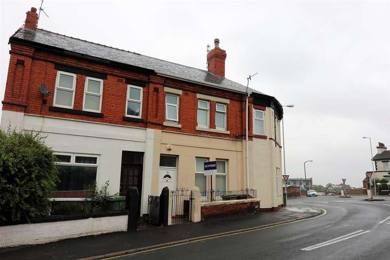 4 Bedrooms House for sale in North Road, Birkenhead, CH42 7JE