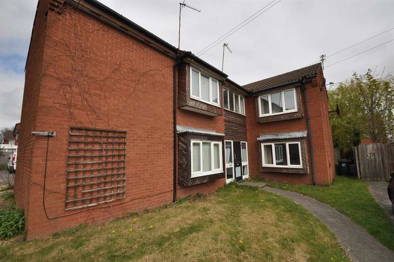 1 Bedroom Flat for sale in Rakersfield Road, Wallasey, CH45 1NW