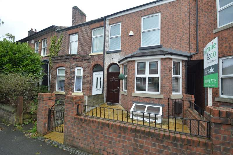 3 Bedrooms Terraced House for sale in Bury Old Road, Prestwich, Manchester, M25