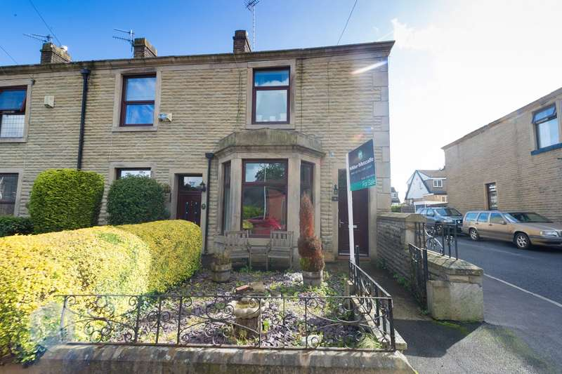 3 Bedrooms End Of Terrace House for sale in Wellbank Street, Tottington, Bury, BL8