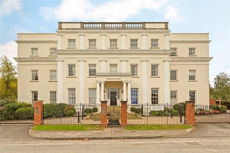 3 Bedrooms Flat for sale in Ashfield House, Bayshill Lane, Cheltenham, Gloucestershire, GL50