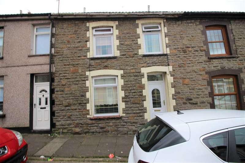 3 Bedrooms Terraced House for sale in Brocks Terrace, Trebanog, Porth