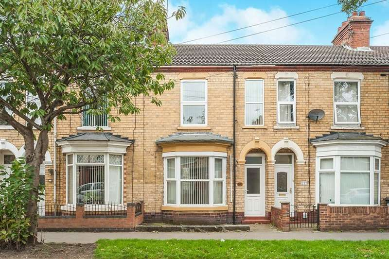 3 Bedrooms Terraced House for sale in Newcomen Street, Hull, HU9