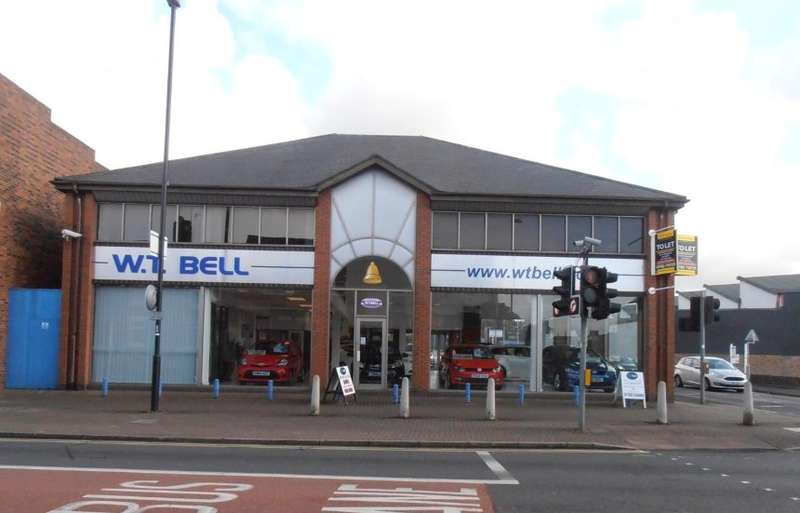 Commercial Property for sale in W.T. Bell Premises, Waterloo Road, Stoke-on-Trent, Staffordshire, ST6 2EL