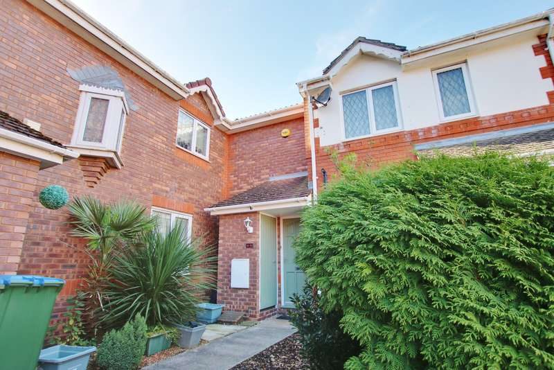2 Bedrooms Terraced House for sale in Hulton Close, Waterside Park