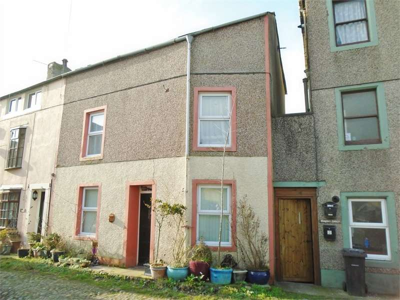 3 Bedrooms Cottage House for sale in CA15 6QA Allonby, MARYPORT, Cumbria