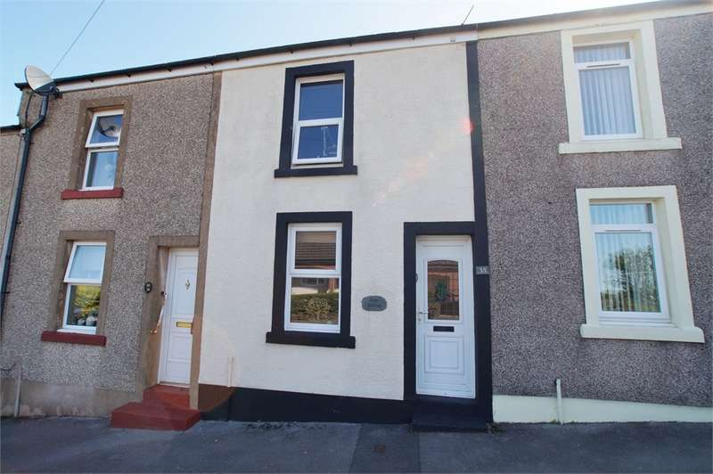 2 Bedrooms Terraced House for sale in CA26 3UX Arlecdon Road, Arlecdon, Frizington, Cumbria
