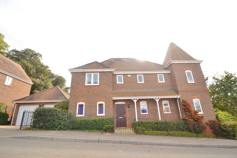 4 Bedrooms Detached House for sale in Old Bishopstoke