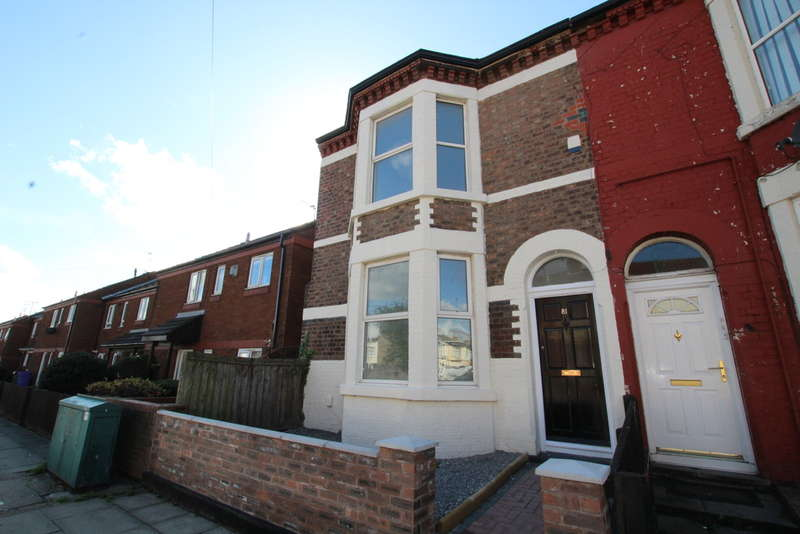4 Bedrooms End Of Terrace House for sale in Carisbrooke Road, Liverpool, L4