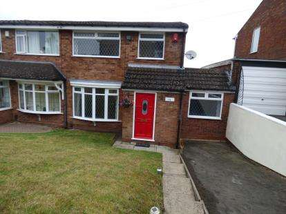4 Bedrooms Semi Detached House for sale in Kings Road, Kings Heath, Birmingham, West Midlands