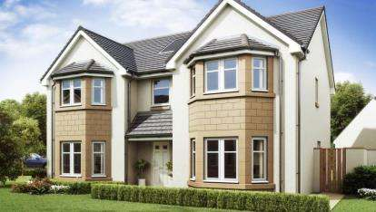 5 Bedrooms Detached House for sale in Hillfield Brae