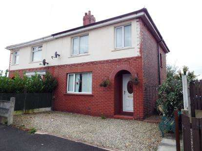 3 Bedrooms Semi Detached House for sale in Kendal Road, Manchester, Greater Manchester