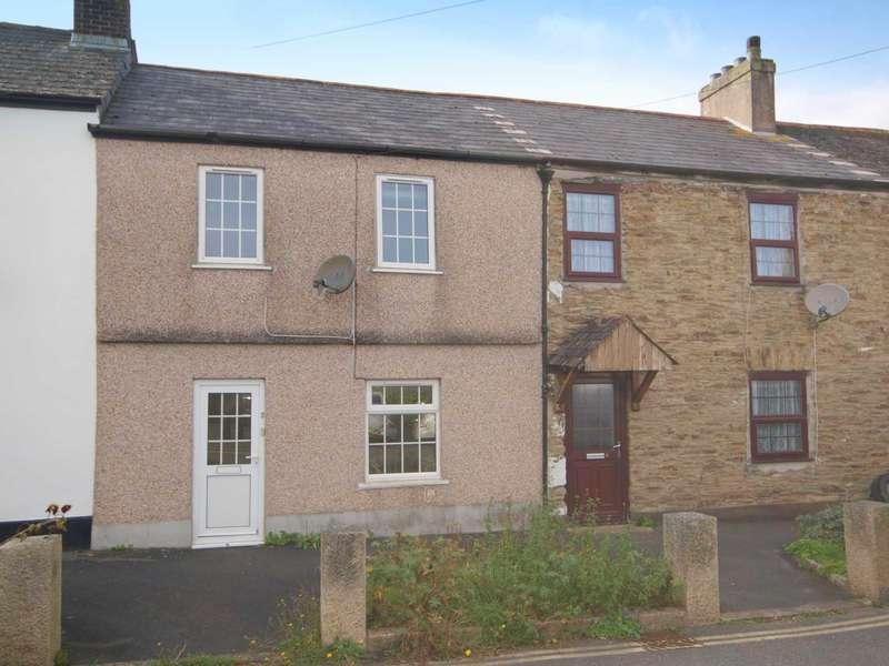 2 Bedrooms Terraced House for sale in Chapel Street, Callington, PL17 7BL