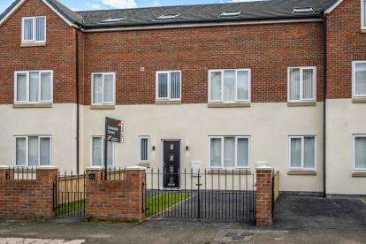 5 Bedrooms Terraced House for sale in Grey Road, Walton, Liverpool, Merseyside, L9