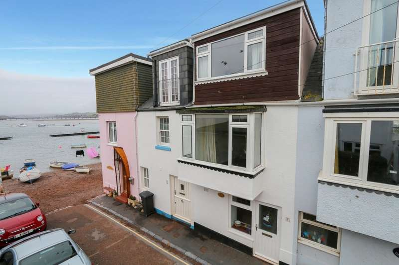 2 Bedrooms Terraced House for sale in Ivy Lane, Teignmouth
