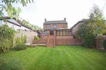 3 Bedrooms Detached House for sale in West Cottage, James Street, Coalville , Leicestershire, LE67 3BW