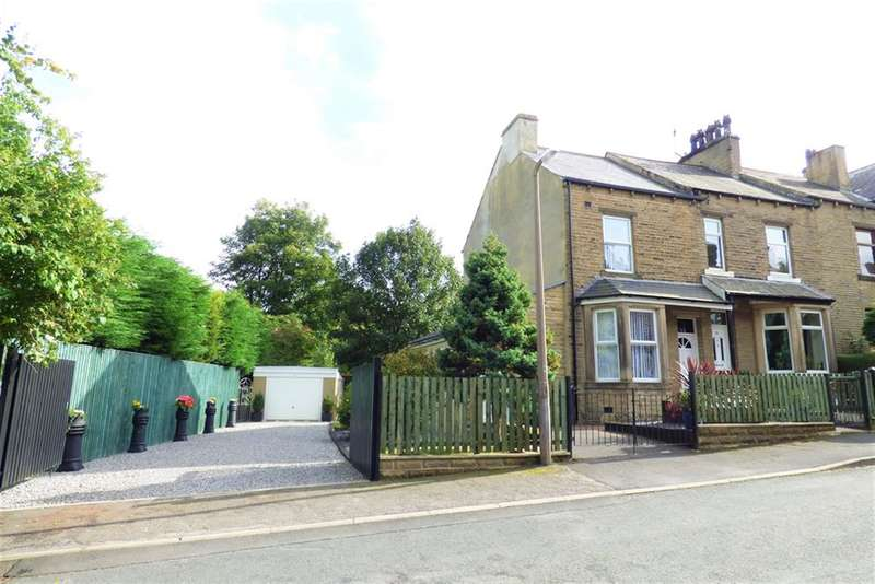 3 Bedrooms End Of Terrace House for sale in North View Street, Keighley, BD20 6AD