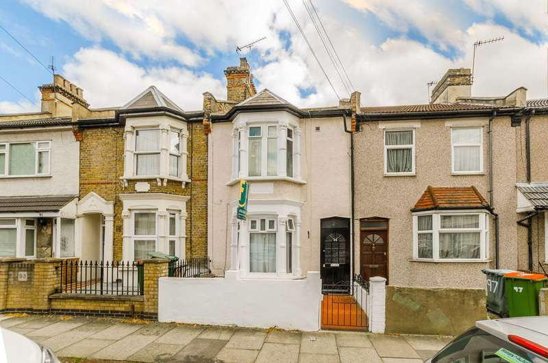 4 Bedrooms Terraced House for sale in Geere Road, Stratford, E15