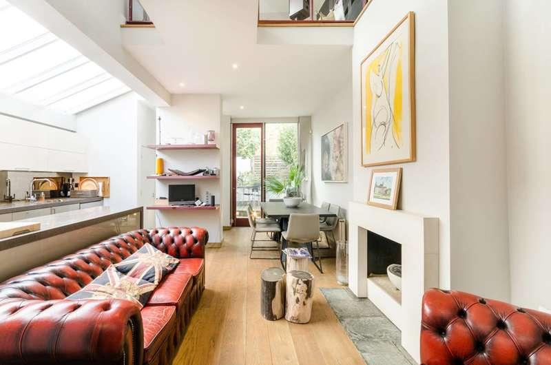 2 Bedrooms House for sale in Fernhurst Road, Fulham, SW6