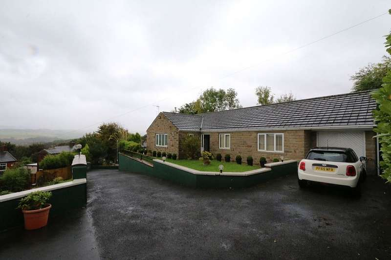 3 Bedrooms Detached Bungalow for sale in Moseley Road, Burnley, Lancashire, BB11 2RG