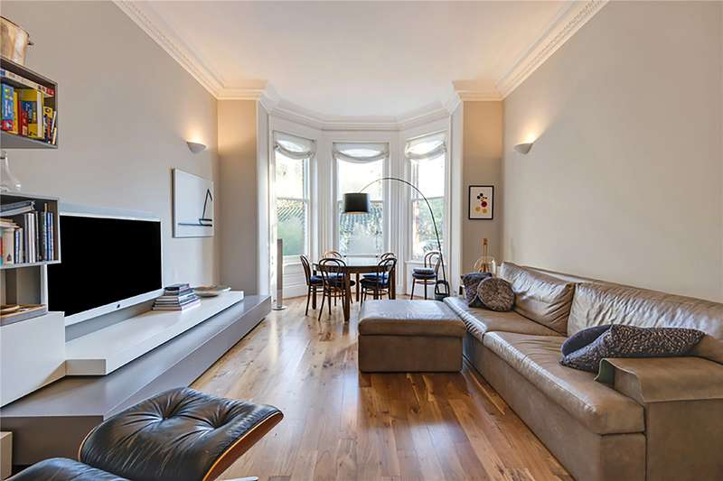 3 Bedrooms Flat for sale in West Heath Road, Hampstead, London, NW3