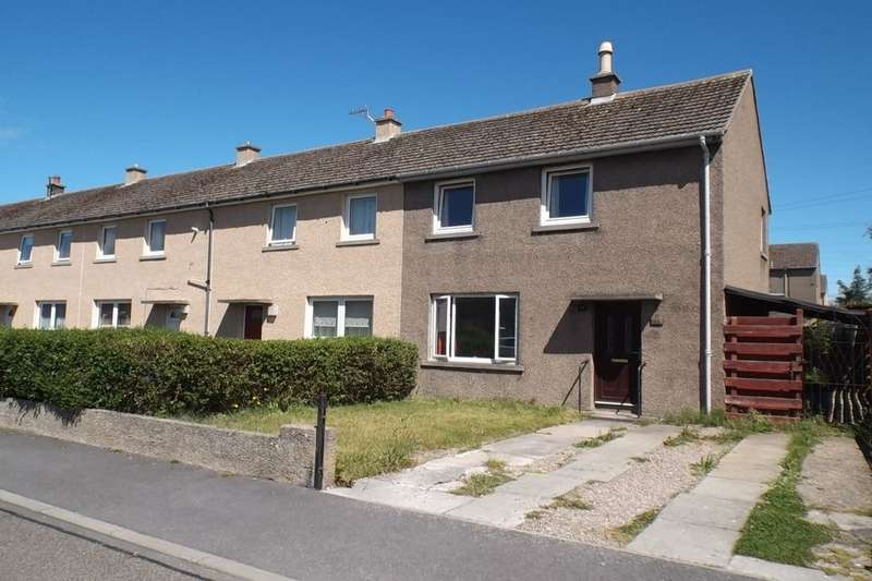 2 Bedrooms Property for sale in Dean Terrace, Lossiemouth, IV31