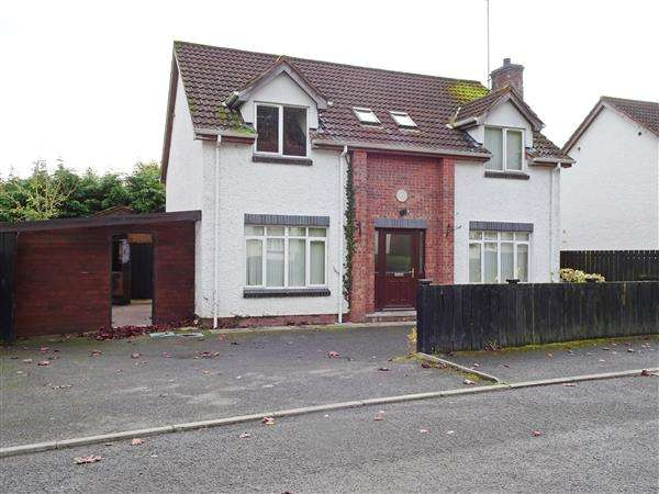 4 Bedrooms Detached House for sale in 15 Drumgarrow Court