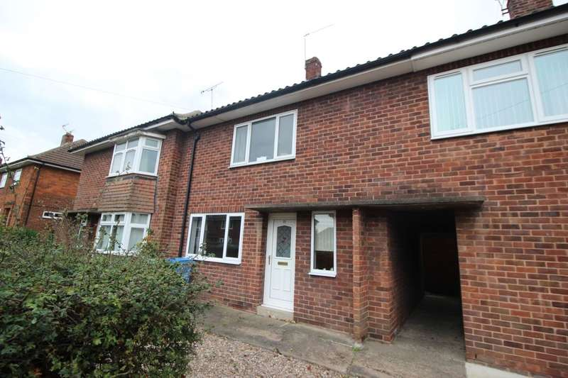 2 Bedrooms Property for sale in Highfield, Retford, DN22