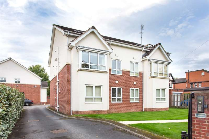 2 Bedrooms Flat for sale in The Avenue, Alwoodley, Leeds, West Yorkshire, LS17
