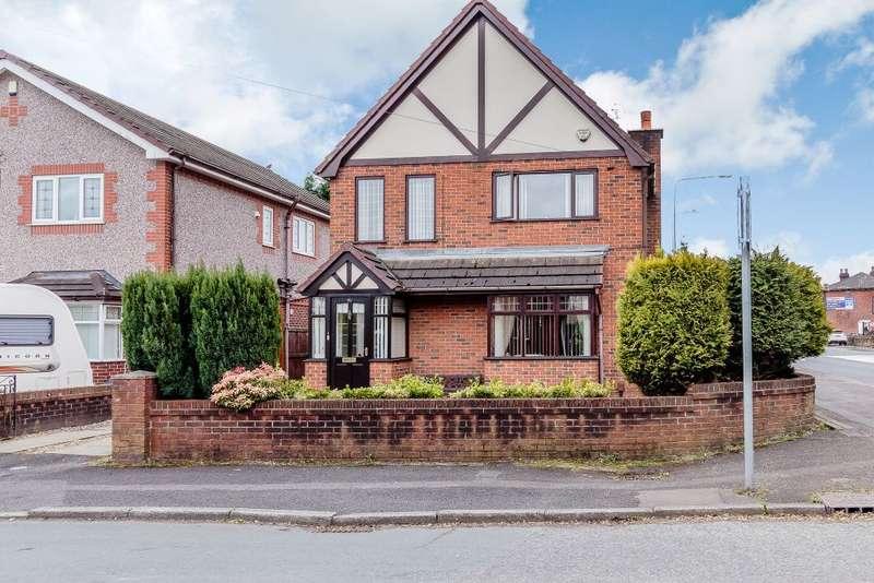 4 Bedrooms Detached House for sale in Anderton Road, Euxton, Lancashire PR7