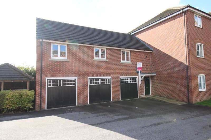 2 Bedrooms Flat for sale in Fenton Place, Middleton, Leeds, LS10