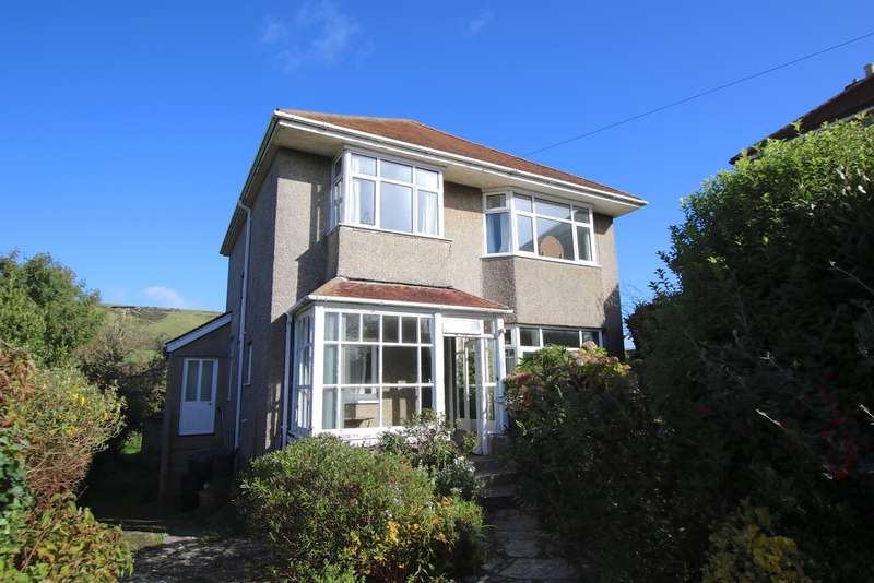 3 Bedrooms Detached House for sale in HILL ROAD, SWANAGE
