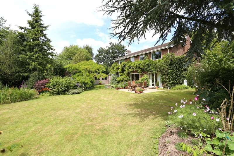 5 Bedrooms Detached House for sale in Old House Gardens, East Worldham, Alton, Hampshire, GU34