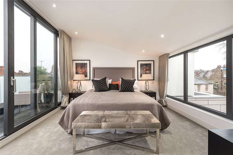 3 Bedrooms House for sale in The Furlong Collection, Kentish Town, London, NW5