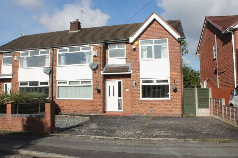 4 Bedrooms Semi Detached House for sale in Arnside Avenue, STOCKPORT, SK7