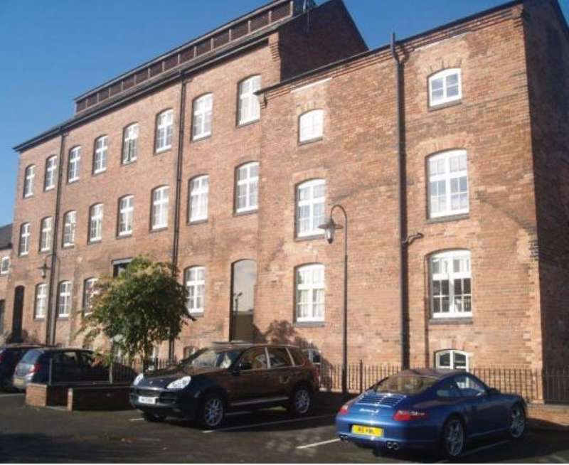 2 Bedrooms Apartment Flat for sale in The Malthouse, Horninglow Street, Burton-on-Trent, Staffordshire, DE14 1DJ