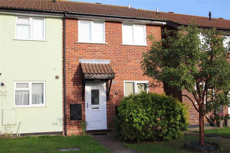 3 Bedrooms End Of Terrace House for sale in Trinity Close, Kesgrave, Ipswich