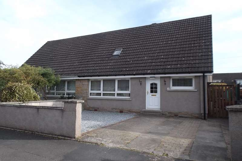 3 Bedrooms Semi Detached House for sale in Mill Place, Mosstodloch, Fochabers, IV32